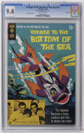 Silver Age (1956-1969):Adventure, Voyage to the Bottom of the Sea #14 File Copy (Gold Key, 1968) CGC NM 9.4 Off-white pages. Line drawn cover. Alberto Giolitt...