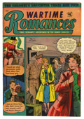 "Golden Age (1938-1955):Romance, Wartime Romances #11 Davis Crippen (""D"" Copy) pedigree (St. John,1952) Condition: FN. Matt Baker cover and art. Overstreet ..."