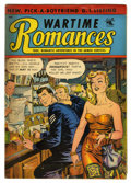 "Golden Age (1938-1955):Romance, Wartime Romances #17 Davis Crippen (""D"" Copy) pedigree (St. John, 1953) Condition: FN. Matt Baker cover art. Overstreet 2006..."
