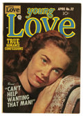 "Golden Age (1938-1955):Romance, Young Love #32 Davis Crippen (""D"" Copy) pedigree (Prize, 1952)Condition: VF/NM. Photo cover. Overstreet 2006 VF/NM 9.0 valu..."