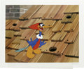 "Animation Art:Limited Edition Cel, ""Rooftop Woody Woodpecker"" Limited Edition Hand Painted Cel #191/200 Original Art, Signed by Walter Lantz (Walter Lantz Produc... (Total: 2 Items)"