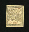 Colonial Notes:Pennsylvania, Pennsylvania April 10, 1777 6d Choice About New. A lovely exampleof this small change note which has three superb margins a...