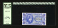 Military Payment Certificates:Series 651, Series 651 5¢ PCGS Gem New 66PPQ. The market seems to be settlingon the value of these rare military fractionals. It appear...