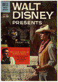 Silver Age (1956-1969):Adventure, Walt Disney Presents #4 File Copy (Dell, 1960) Condition: NM-....