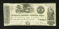 Obsoletes By State:Ohio, Newark, OH- A.J. Smith Banking Office in Newark, OH $338 May 3,1848. This check has the look of a note of the period. No ac...