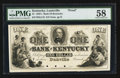 Obsoletes By State:Kentucky, Danville, KY- Bank of Kentucky $1 G110 Hughes 484. ...