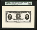 Canadian Currency: , Toronto, ON- Imperial Bank of Canada $5 Nov. 1, 1933 Ch # 375-20-02FPa Face Proof. ...