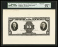 Canadian Currency: , Toronto, ON- Imperial Bank of Canada $10 Nov. 1, 1933 Ch. #375-20-04FPa Face Proof. ...