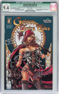 Modern Age (1980-Present):Miscellaneous, Grimm Fairy Tales #1 Wizard World 2006 Con Edition (Zenescope Entertainment, 2005) CGC Qualified NM 9.4 White pages....