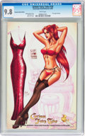 Modern Age (1980-Present):Miscellaneous, Grimm Fairy Tales #28 Fantastic Realm Edition (Zenescope Entertainment, 2008) CGC NM/MT 9.8 White pages....