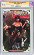 Modern Age (1980-Present):Miscellaneous, Grimm Fairy Tales: Return to Wonderland #3 Fantastic Realm Edition (Zenescope Entertainment, 2007) CGC Signature Series NM/MT ...