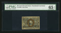 Fractional Currency:Second Issue, Fr. 1286a 25¢ Second Issue PMG Gem Uncirculated 65 EPQ.. ...