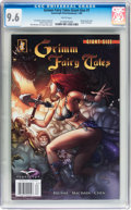 Modern Age (1980-Present):Horror, Grimm Fairy Tales Giant-Size #1 Plus (Zenescope Entertainment,2009) CGC NM+ 9.6 White pages....