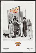 """Movie Posters:Fantasy, The Wizard of Oz (MGM/UA, R-1989). 50th Anniversary One Sheet (27"""" X 40"""") SS. Fantasy.. ..."""