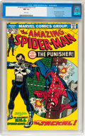 Bronze Age (1970-1979):Superhero, The Amazing Spider-Man #129 (Marvel, 1974) CGC NM 9.4 Whitepages....