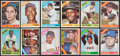 Baseball Cards:Sets, 1966 Topps Baseball Partial Set (135/598). ...