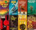 Books:Science Fiction & Fantasy, [Science Fiction and Fantasy]. Group of Eight Signed and InscribedMass Market Paperbacks. Various, 1961-1992. Various print...