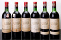 Red Bordeaux, Chateau Margaux. Margaux. 1964 3ts, 3bsl, 1tl, 1wasl Bottle (3). 1966 1ts, 1vhs, 1hs, 3bsl, 2nl, 1tl, 2lcc Bottl... (Total: 6 Btls. )