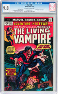 Bronze Age (1970-1979):Horror, Fear #23 (Marvel, 1974) CGC NM/MT 9.8 Off-white to white pages....