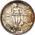 Commemorative Silver, 1926-S 50C Oregon MS68 PCGS Secure....