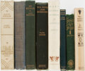 Books:Natural History Books & Prints, [Naturalist Writers]. Burroughs, Austin, and Others. Group of Eight Related Books. Good or better condition....