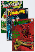 Silver Age (1956-1969):Adventure, Tomahawk Group (DC, 1968-72) Condition: Average VG+.... (Total: 20Comic Books)
