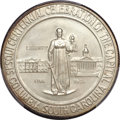 Commemorative Silver, 1936 50C Columbia MS67+ PCGS. CAC....
