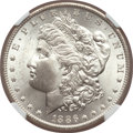 Morgan Dollars, 1886-O $1 MS63 NGC....