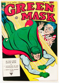 Golden Age (1938-1955):Superhero, Green Mask V2#6 (Fox Features Syndicate, 1946) Condition: VF....