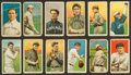 Baseball Cards:Sets, 1909-11 T206 White Border Tobacco Collection (104) ...