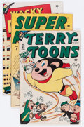 Golden Age (1938-1955):Miscellaneous, Timely Golden Age Group (Timely, 1946-47) Condition: Average VG/FN.... (Total: 8 Comic Books)