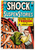 Golden Age (1938-1955):Horror, Shock SuspenStories #13 (EC, 1954) Condition: FN-....