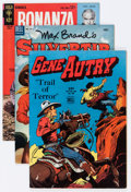 Golden Age (1938-1955):Western, Four Color Western Comics Group (Dell, 1945-62).... (Total: 10 Comic Books)