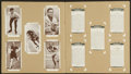 """Olympic Cards, 1939 Churchman's """"Kings of Speed"""" Complete Set (50). ..."""