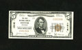 National Bank Notes:Colorado, Denver, CO - $5 1929 Ty. 1 The First NB Ch. # 1016. Embossing andoriginal surfaces claim this Very Fine+ note. A co...