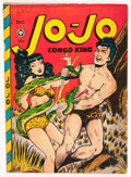 Golden Age (1938-1955):Miscellaneous, Jo-Jo Comics #22 (Fox Features Syndicate, 1948) Condition: VG+....