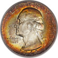 Washington Quarters, 1941 25C MS68 PCGS Secure. CAC....