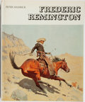 Books:Art & Architecture, Peter H. Hassrick. Frederic Remington. Abrams, 1975. New concise NAL edition. Minor rubbing and toning. Near fine....