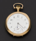 Timepieces:Pocket (post 1900), Howard 17 Jewel 16 Size. ...