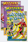 Silver Age (1956-1969):Science Fiction, Mystery in Space Group (DC, 1962-63) Condition: Average FN/VF....(Total: 8 Comic Books)