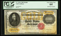 Large Size:Gold Certificates, Fr. 1225h $10000 1900 Gold Certificate PCGS Very Choice New 64.....