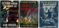 Books:Mystery & Detective Fiction, Alan Hunter. Group of Three First Edition, First Printing Books. Various, 1957-1962. Very good or better condition.... (Total: 3 Items)