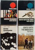 Books:Mystery & Detective Fiction, Alan Hunter. Group of Four First Edition, First Printing Books.Cassell, 1965-1970. Gently with the Innocents is ex-lib....(Total: 4 Items)