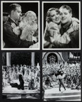 "Movie Posters:Musical, Rosalie (MGM, 1937). Photos (4) (7.5"" X 9.5"" & 8"" X 10""). Musical.. ... (Total: 4 Items)"