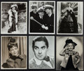 """Movie Posters:Miscellaneous, Movie Stars Photo Lot (Various, 1930s). Photos (11) (7.5"""" X 9.5""""& 8"""" X 10""""). Miscellaneous.. ... (Total: 11 Items)"""