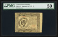 Colonial Notes:Continental Congress Issues, Continental Currency September 26, 1778 $8 PMG About Uncirculated50.. ...