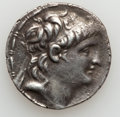 Ancients:Ancient Lots  , Ancients: HELLENISTIC GREECE. Lot of two (2) silvertetradrachms.... (Total: 2 items)