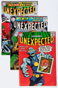 Silver Age (1956-1969):Horror, Tales of the Unexpected Group (DC, 1961-66).... (Total: 19 ComicBooks)