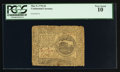 Colonial Notes:Continental Congress Issues, Continental Currency May 9, 1776 $4 PCGS Very Good 10.. ...
