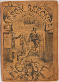 Books:Literature Pre-1900, Thomas Worth [illustrator]. Bricktop. Parson Beecher and HisHorse. Winchell & Small, 1871. First edition, first pri...